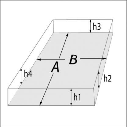 Blech-X-pert, Blechwannen. Hut-Profil. Z-Profil, Zuschnitt, Abkantungen